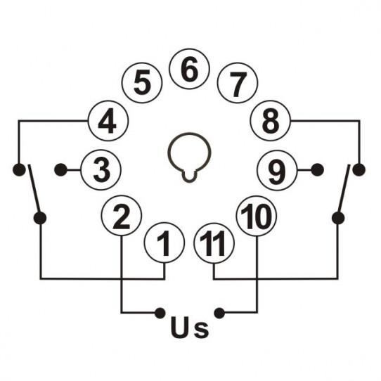 ESQUEMA CONNEXIONS